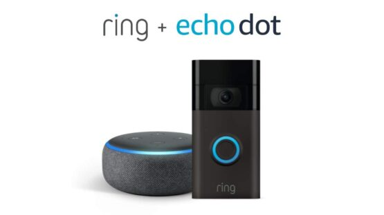 Ring Video Doorbell Plus Echo Dot Prime Day 2020