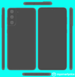 Samsung Galaxy 21+ image render leak 2