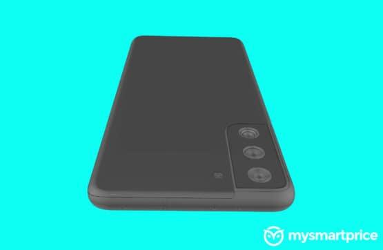 Samsung Galaxy 21 image render leak 3