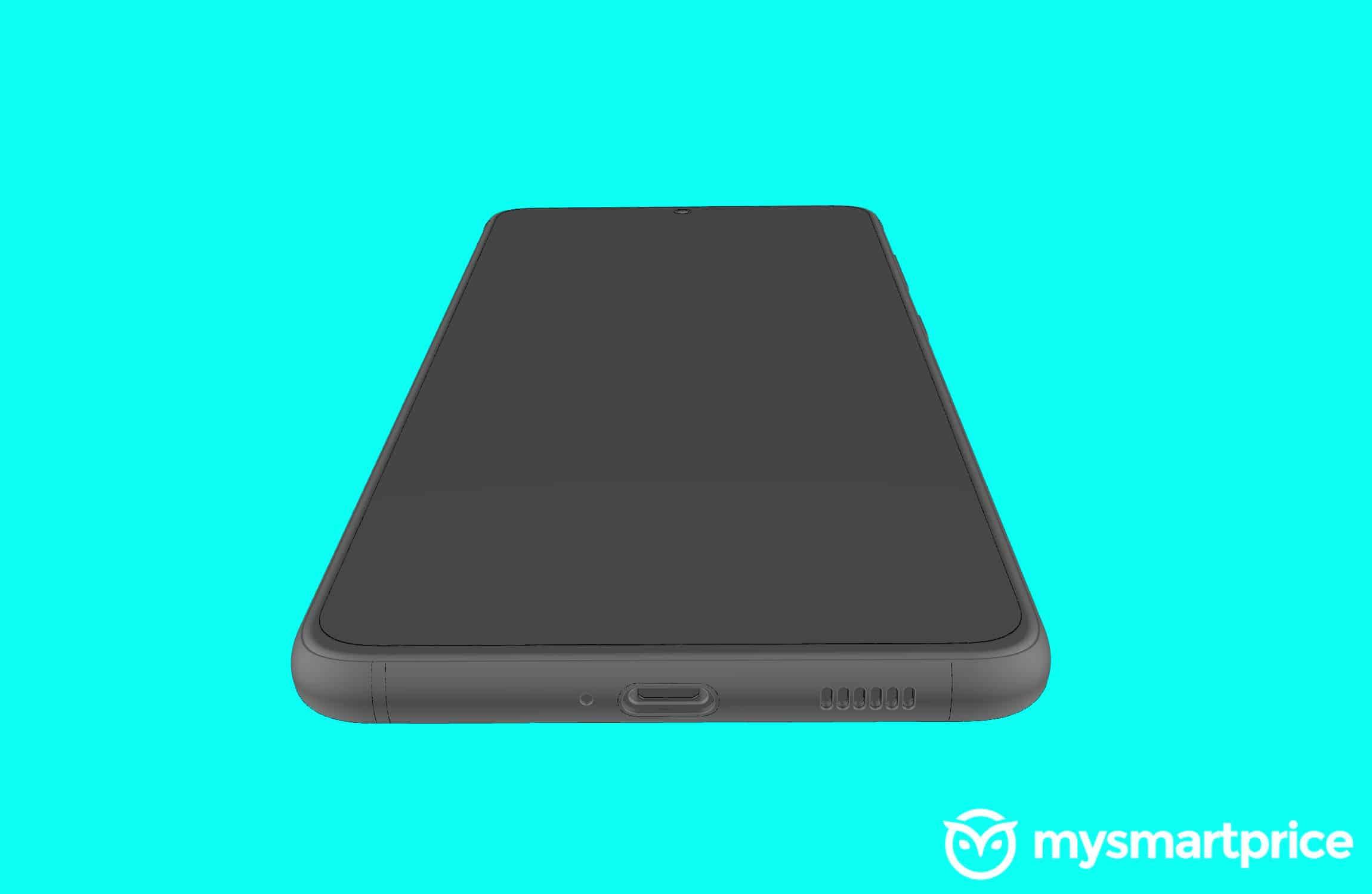 Samsung Galaxy 21 image render leak 4