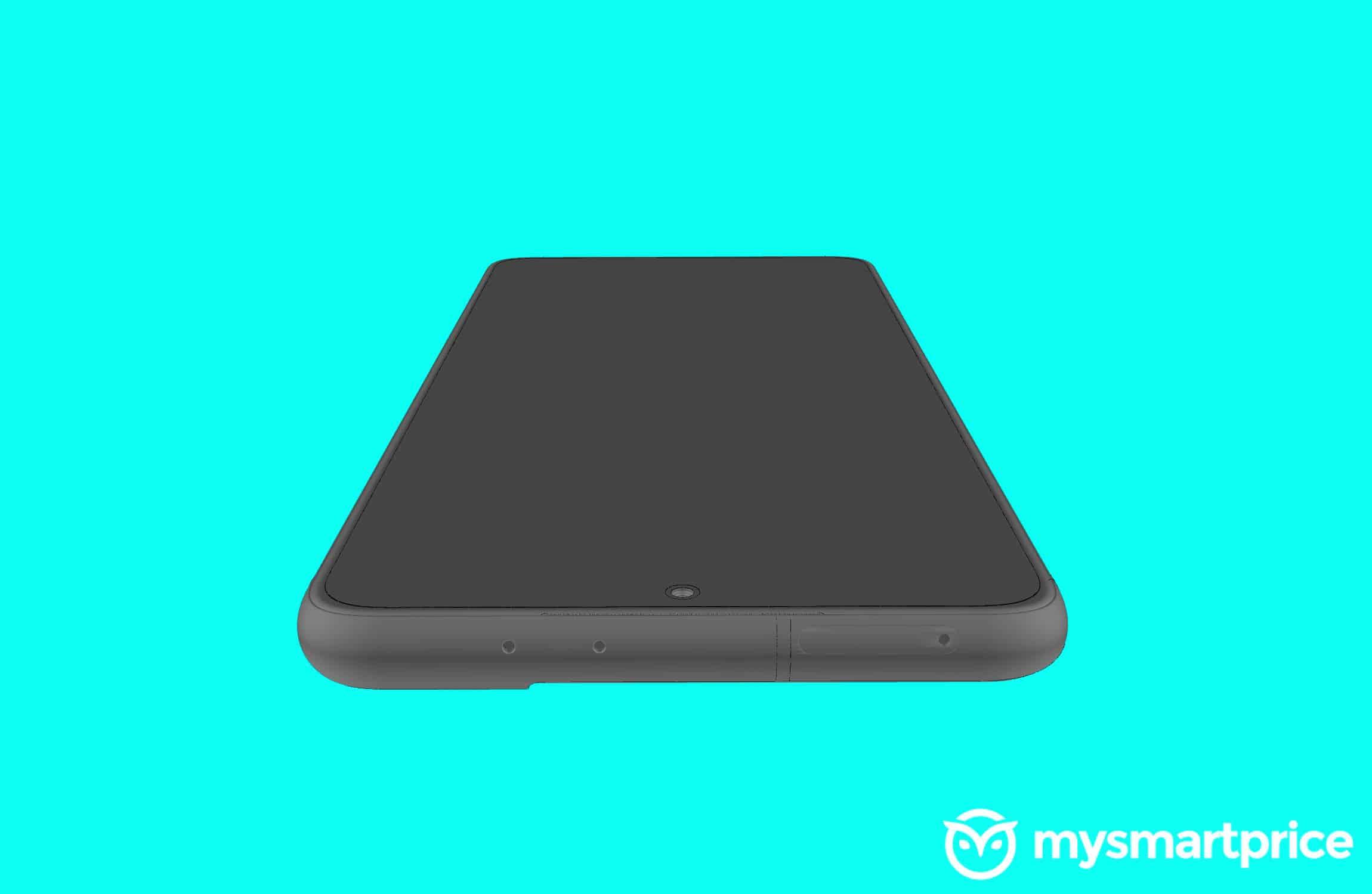 Samsung Galaxy 21 image render leak 6