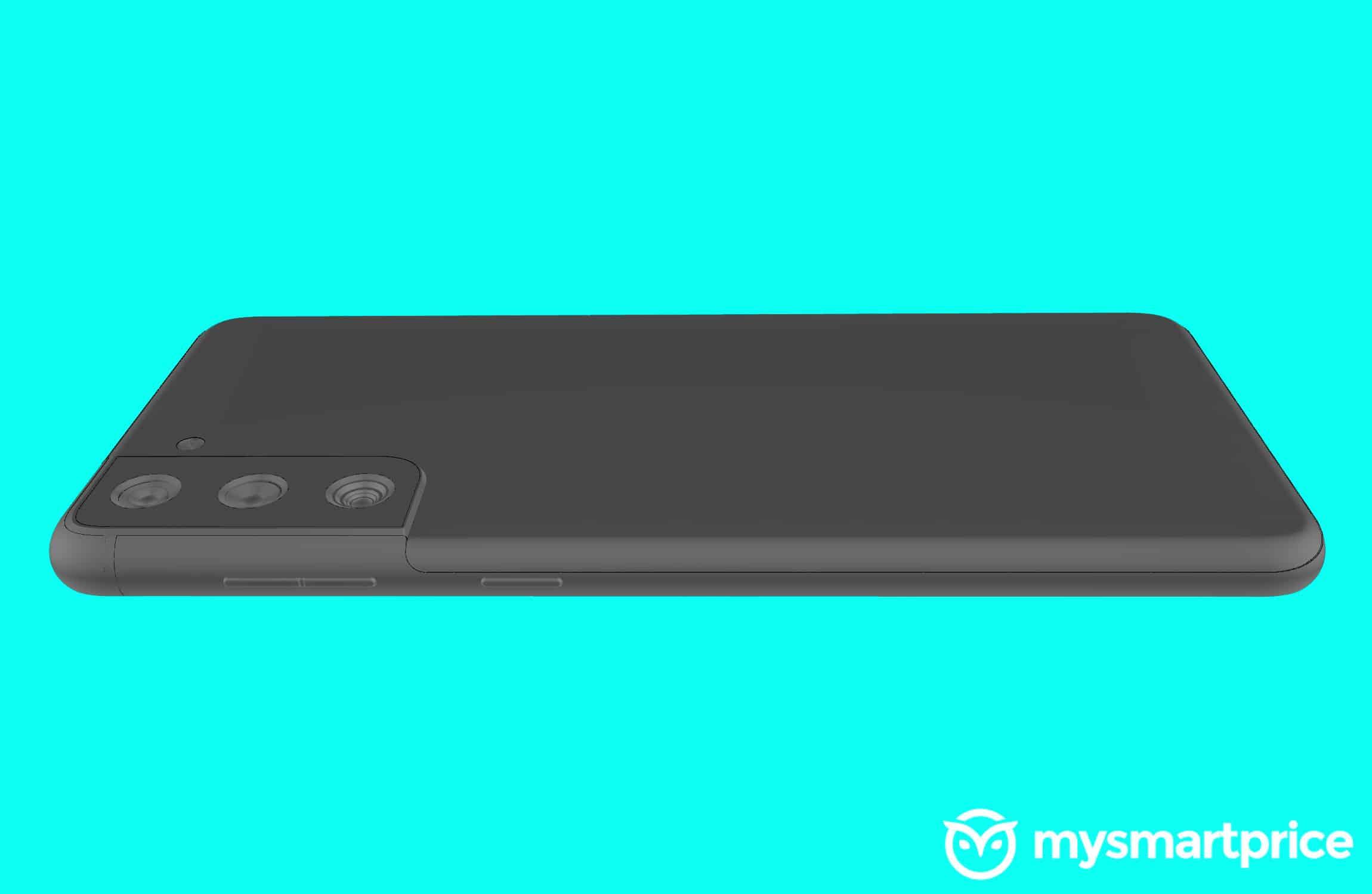 Samsung Galaxy 21 image render leak 8