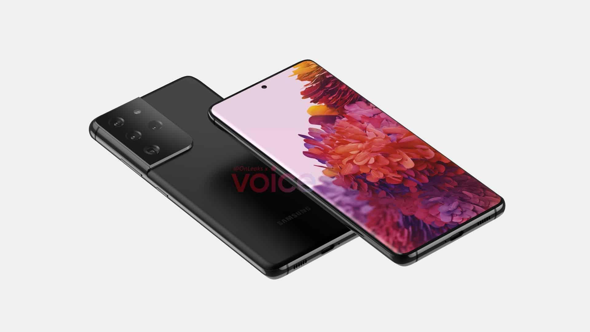 Samsung Galaxy S21 Ultra leak 2