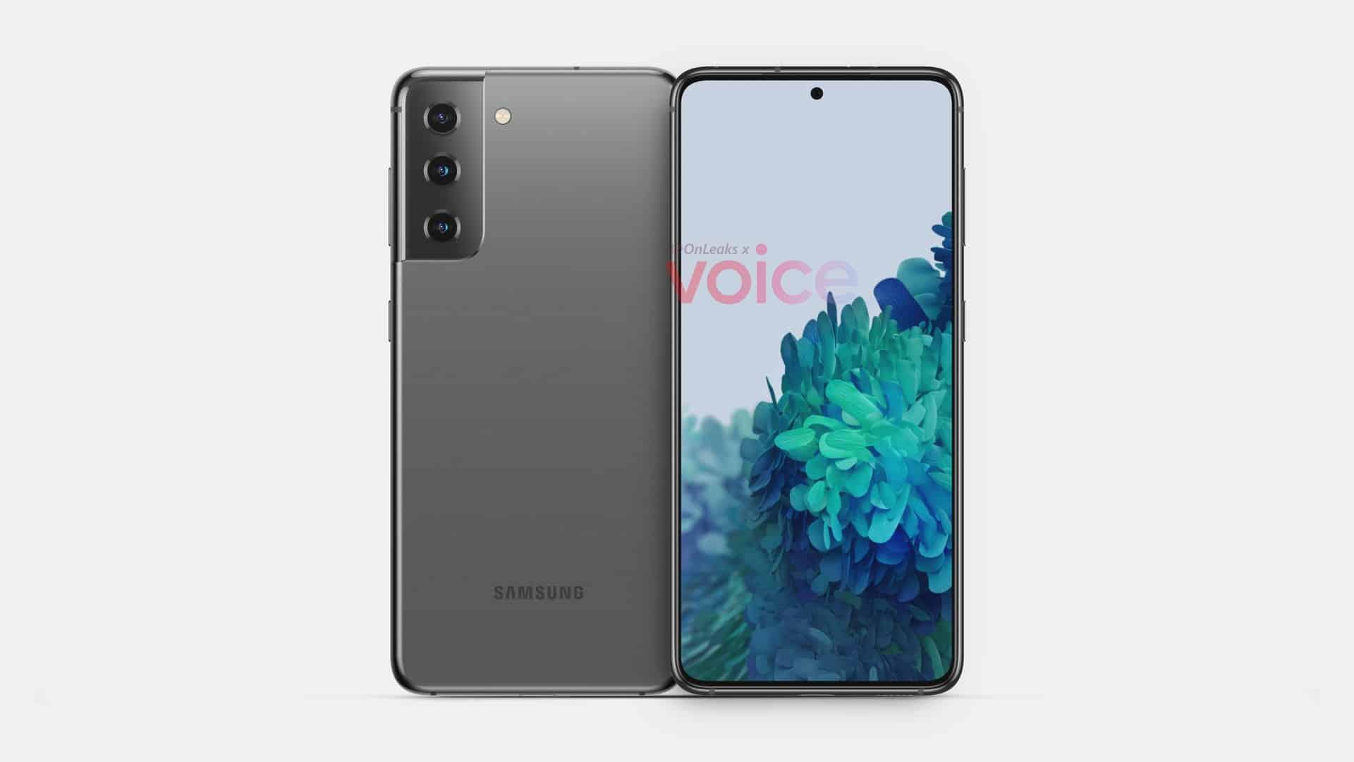 Samsung Galaxy S21 leak 1