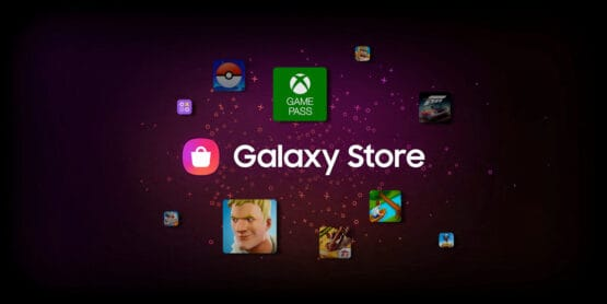 Samsung Galaxy Store Gaming