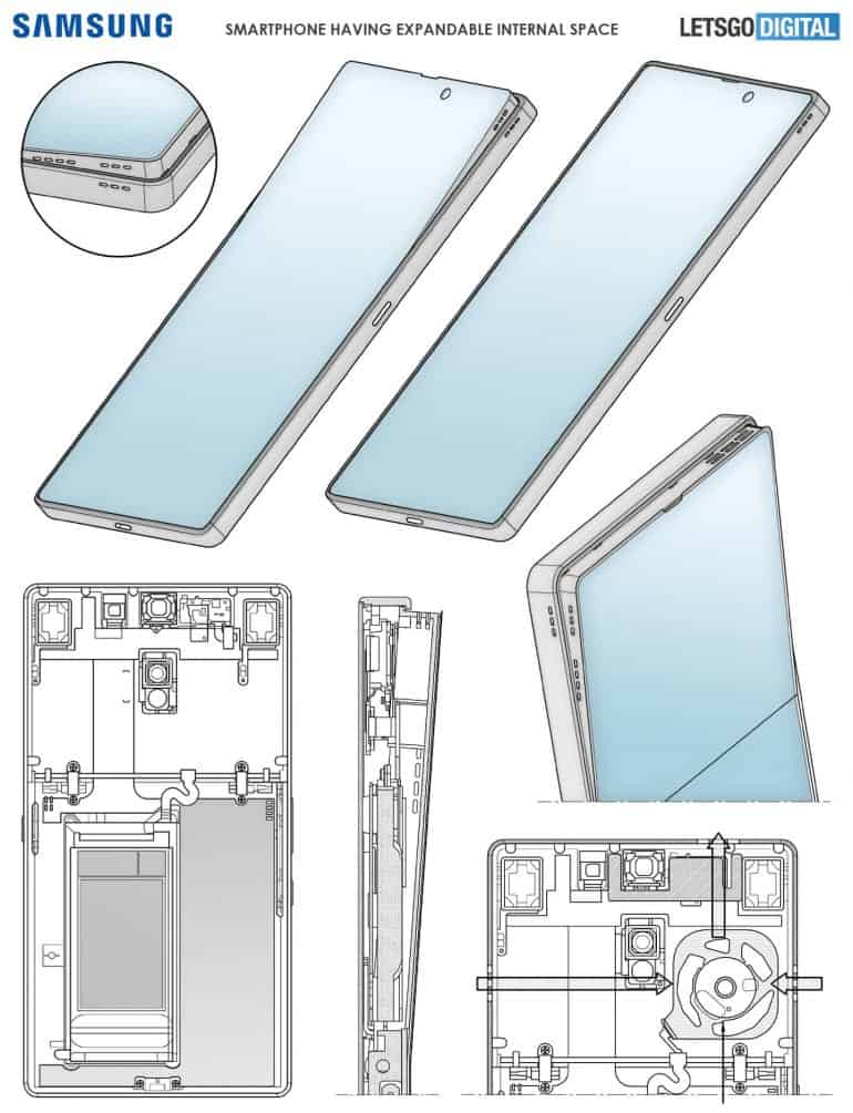 Samsung smartphone pro sound speakers