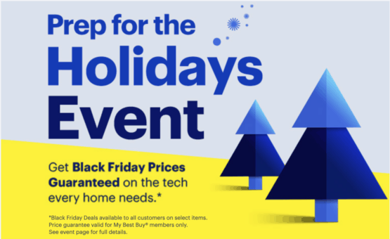 best buy holidays sale