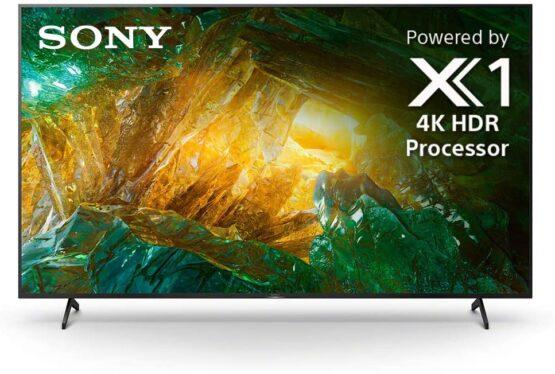 Sony 4K TV prime day sale