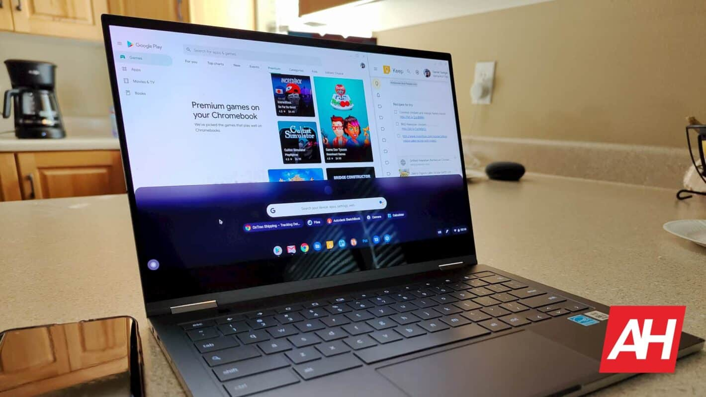 Top Chromebook Apps DG AH 2020