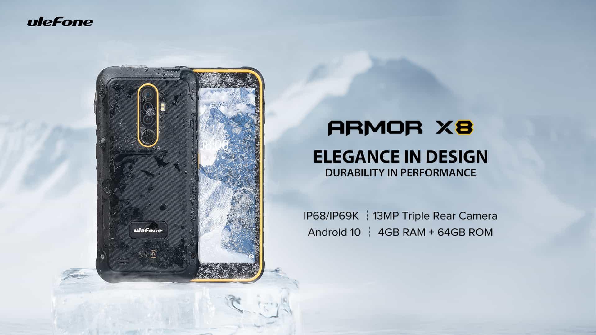 Ulefone Armor X8 image 1