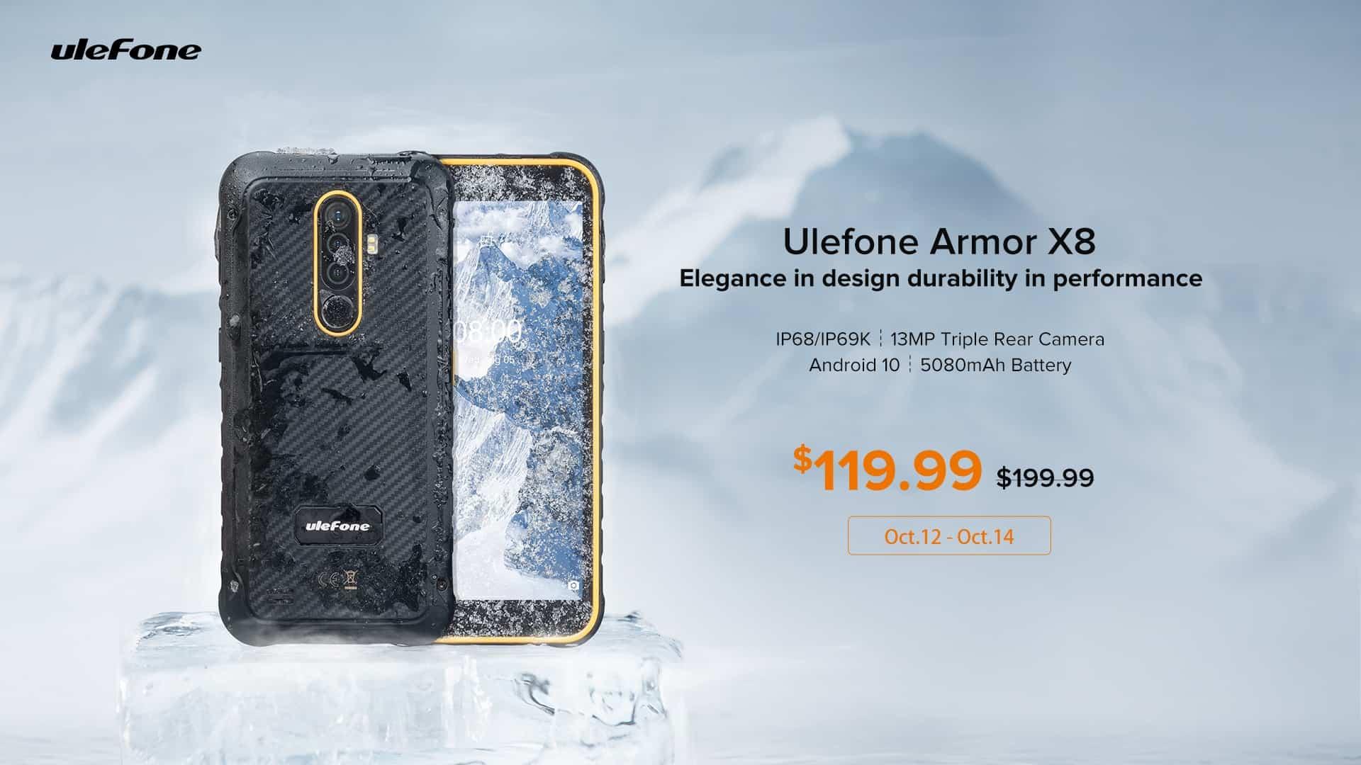 Ulefone Armor X8 image 35