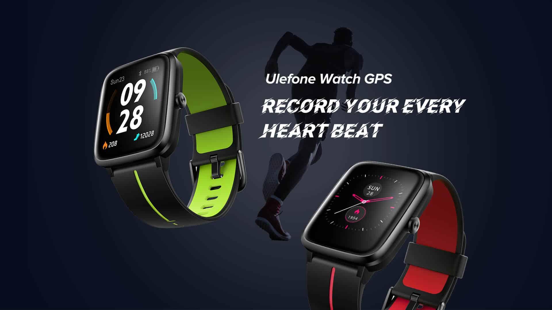Ulefone Watch smartwatch series 2