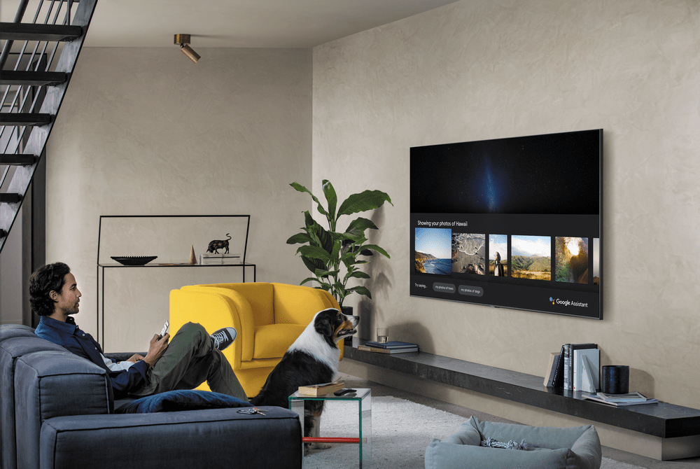 Google Assistant is coming to 2020 Samsung Smart TVs