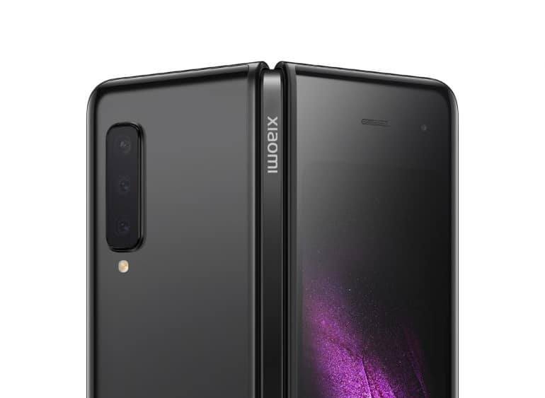 xiaomi foldable smartphone galaxy fold