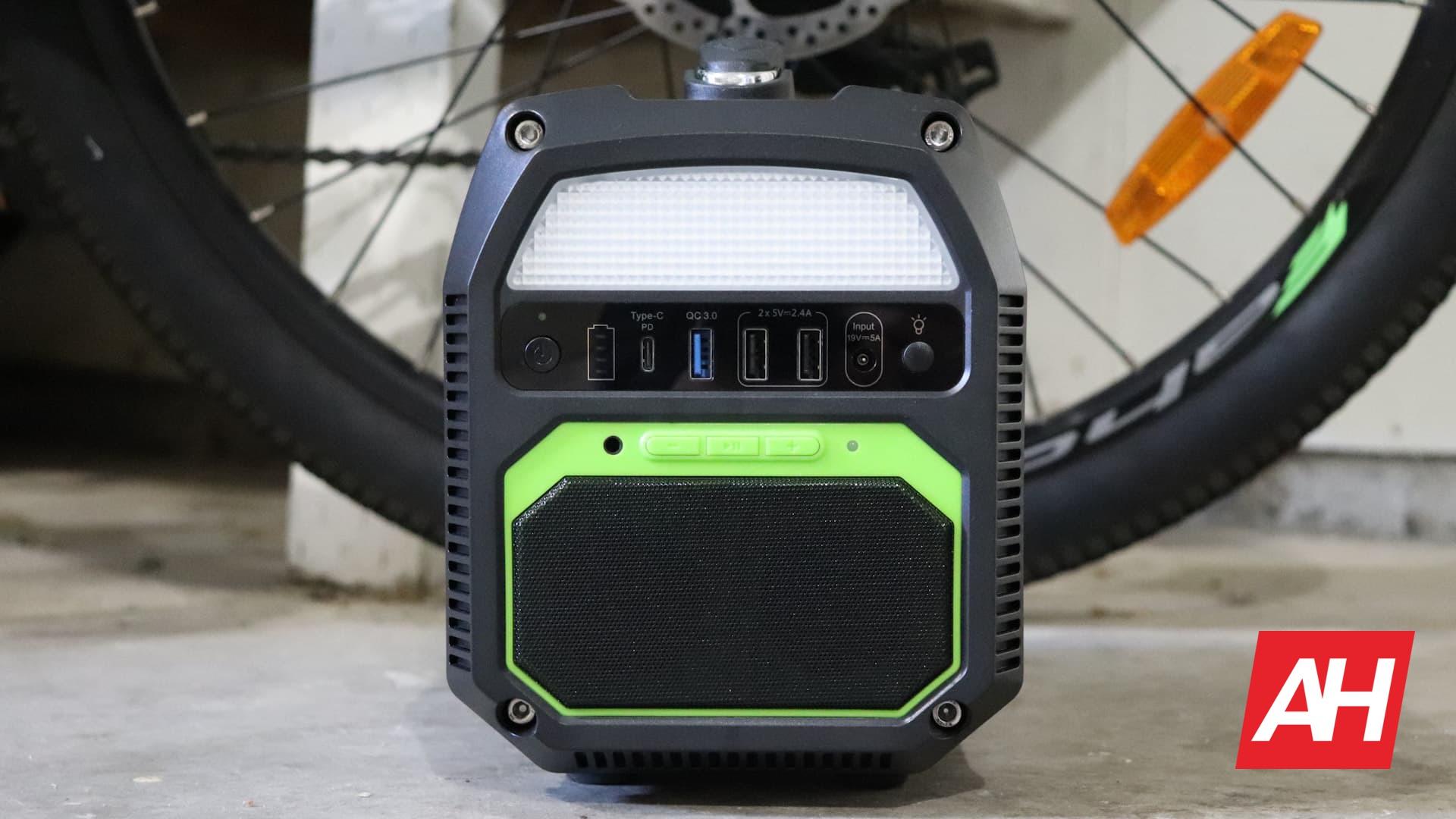 01 0 iForway PS500N Portable Powerstation hardware DG AH 2020