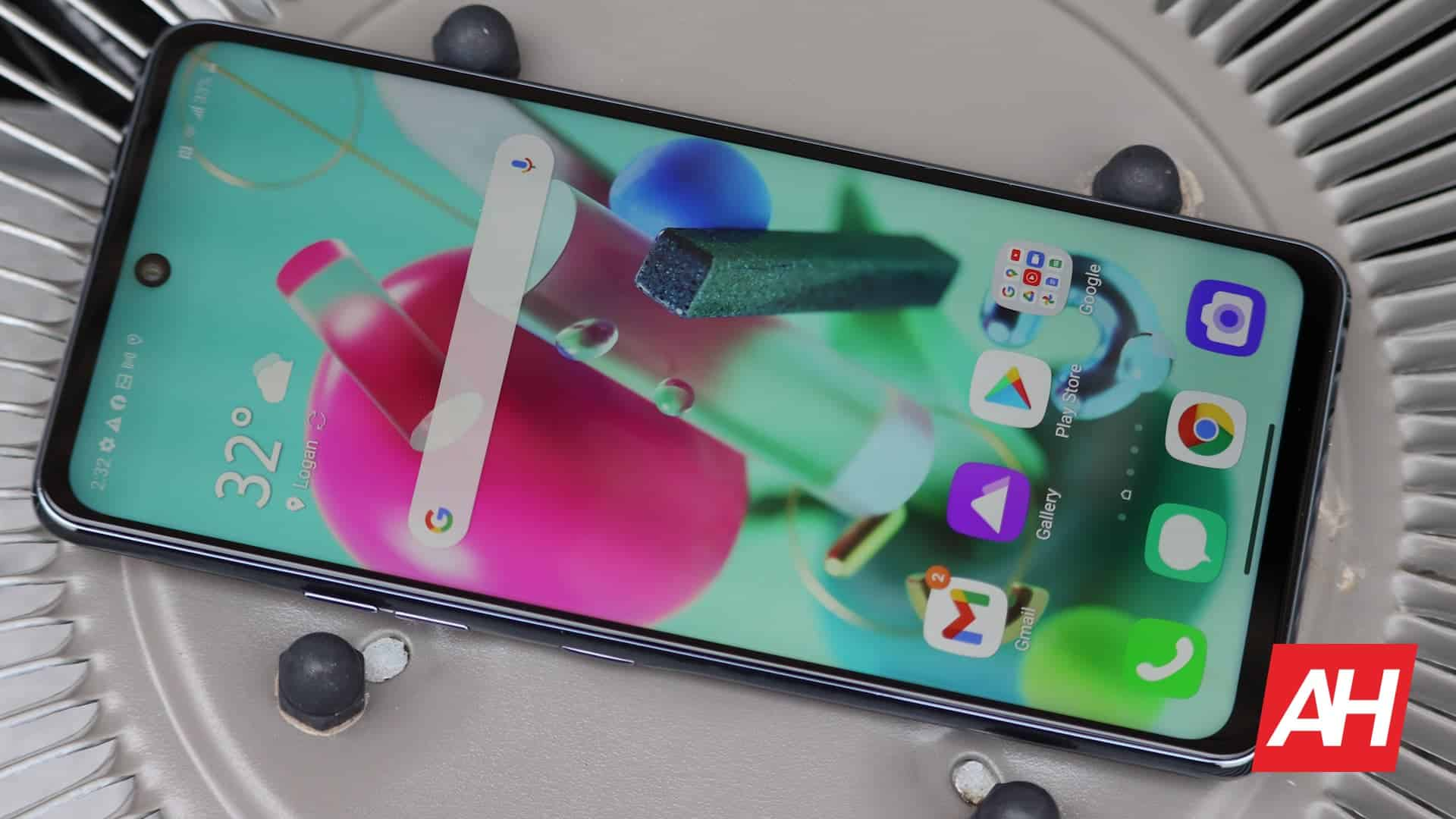 01 5 LG K92 5G Review Hardware DG AH 2020