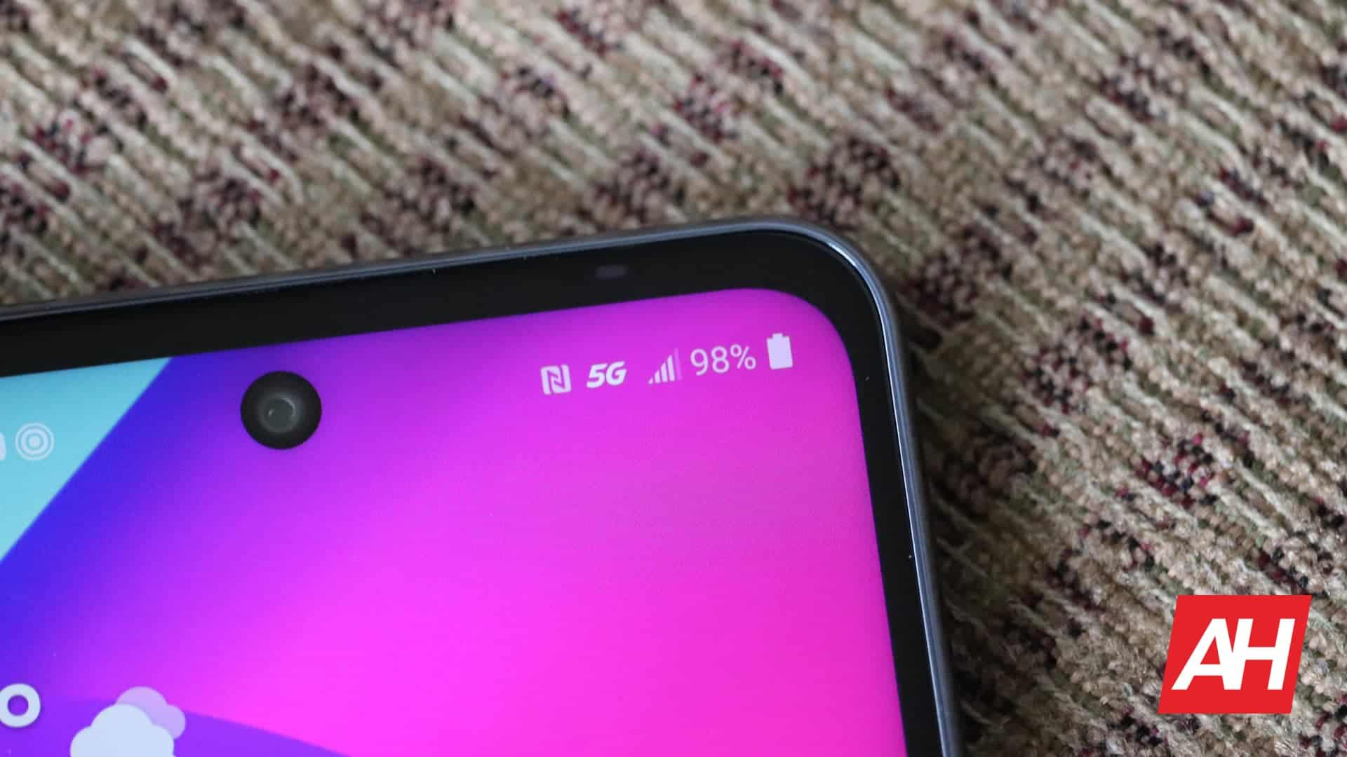 03 LG K92 5G Review Connectivity DG AH 2020