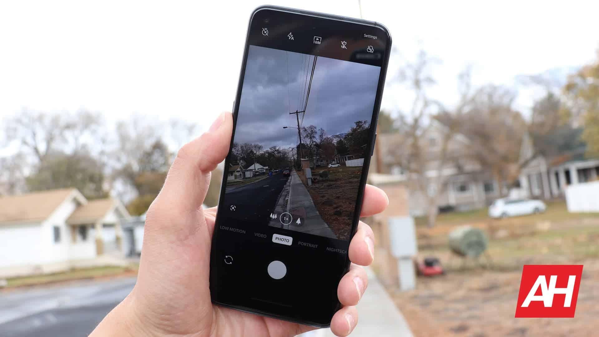 06 OnePlus Nord N10 5G Camera DG AH 2020