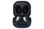 Galaxy Buds Live Leather Cover Navy