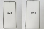 Galaxy S21 Plus vs S21 leak 2