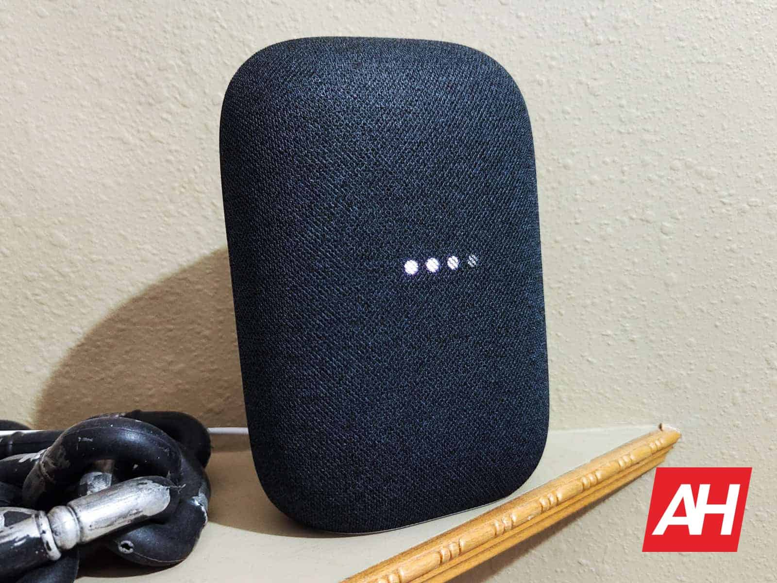 You can stop calls to your Google Home speakers when you are away