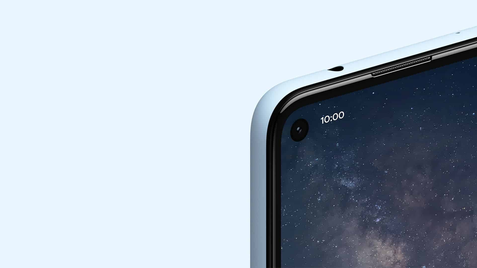 Google Pixel 4a Barely Blue Featured Store4