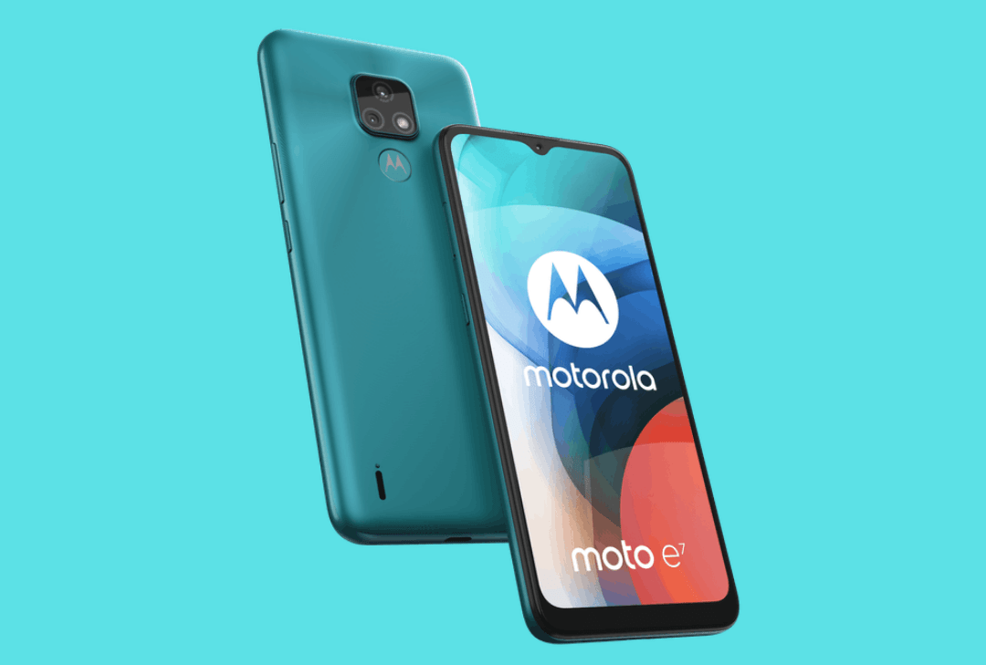 Motorola Moto E7 Featured Image AH
