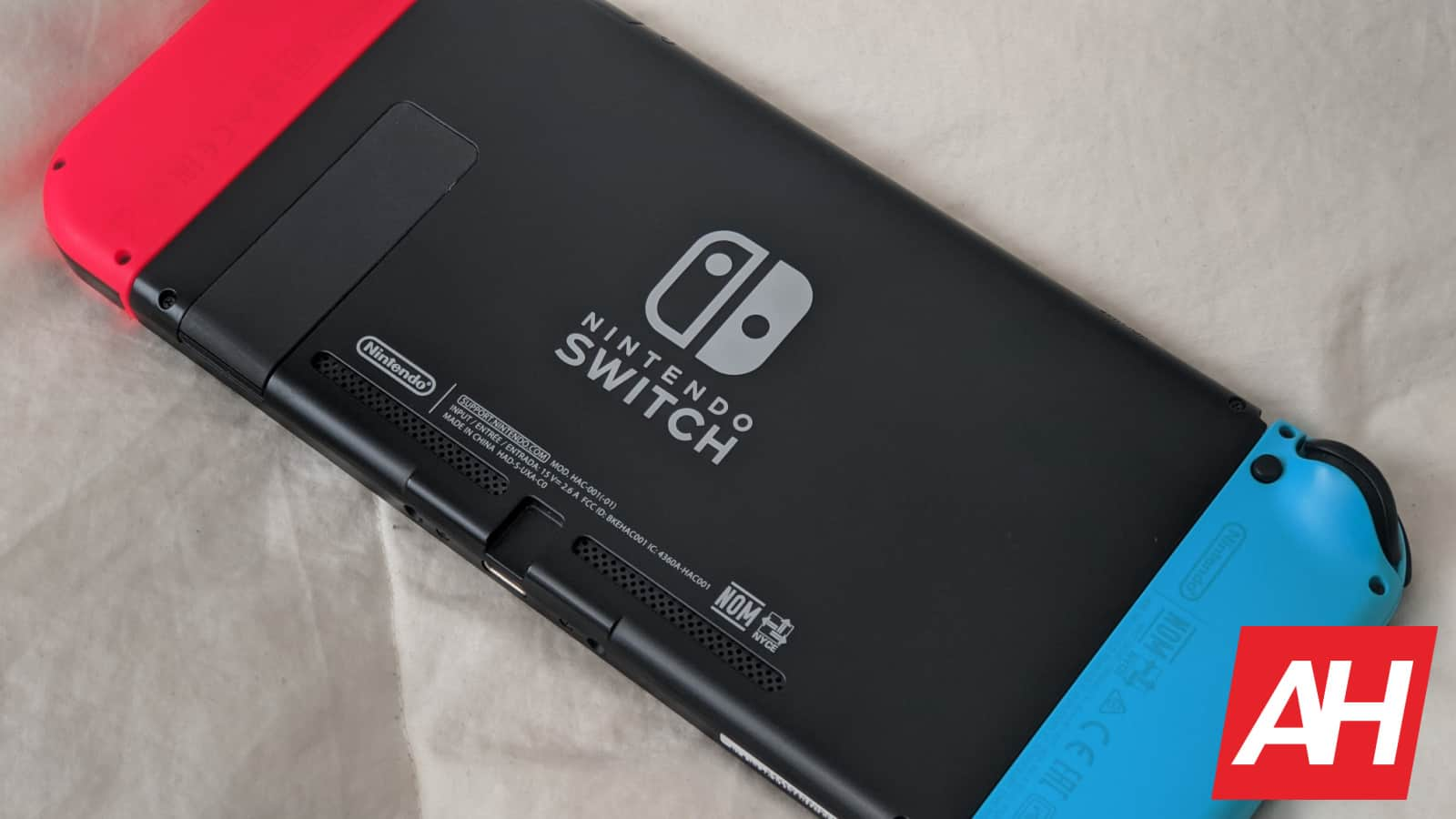 Nintendo is uncertain whether it can make enough switch consoles