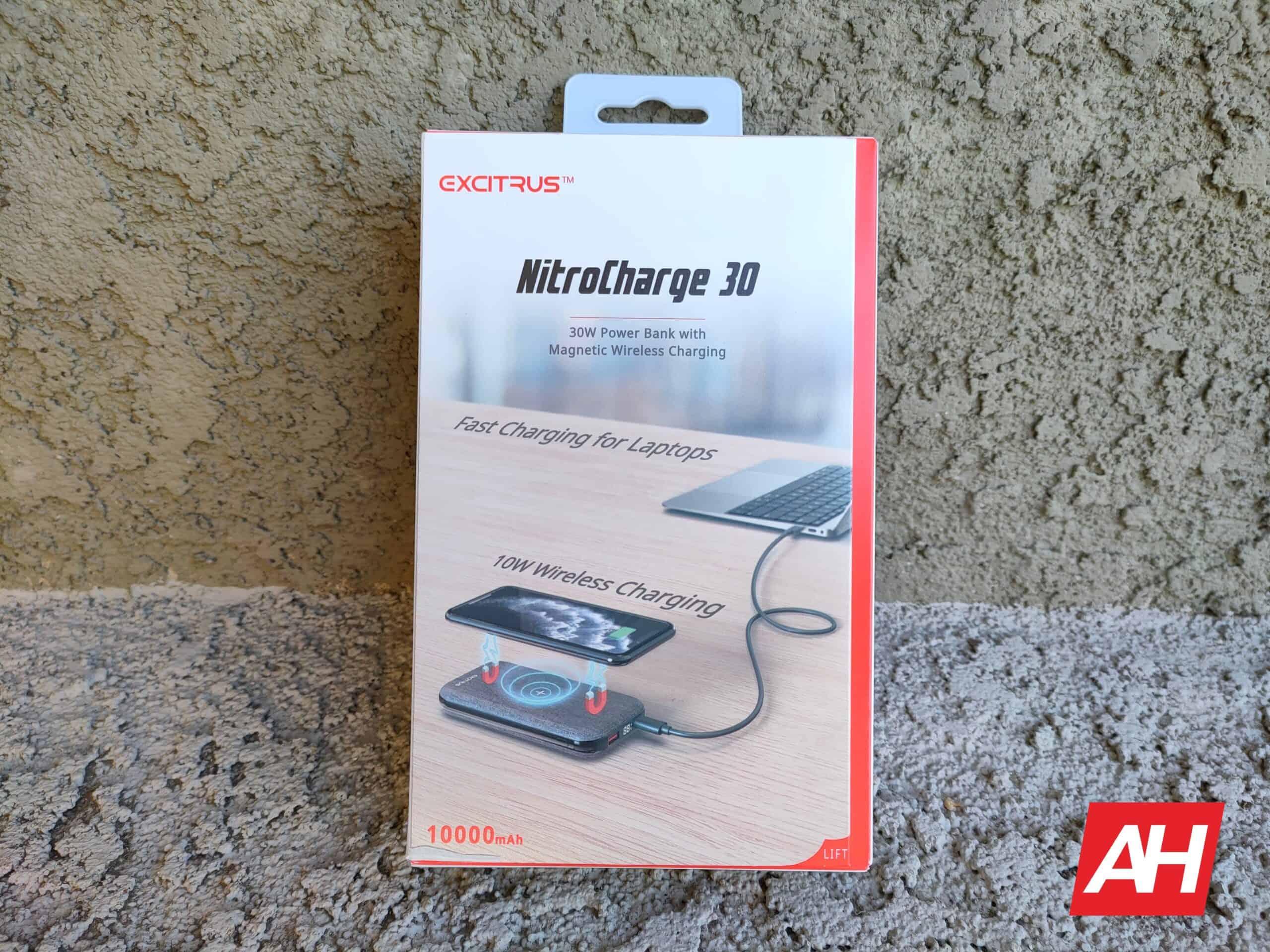 Nitrocharge30 AH HR UB1