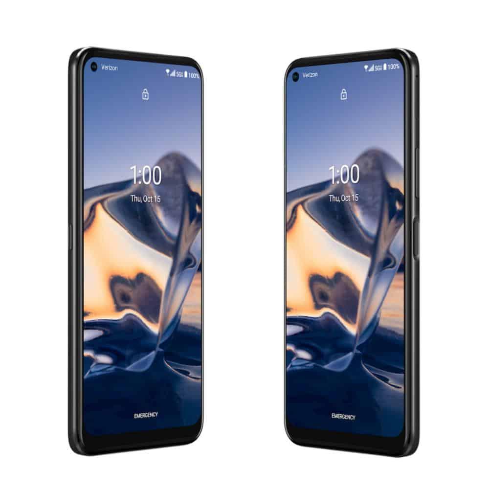 Nokia 8 V 5G UW 45 L R
