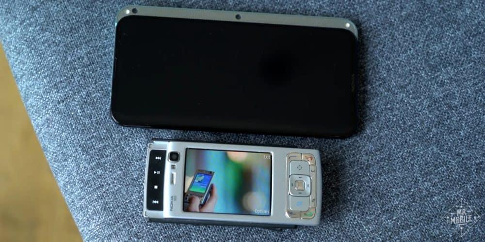 Nokia 95 Reboot concept 2
