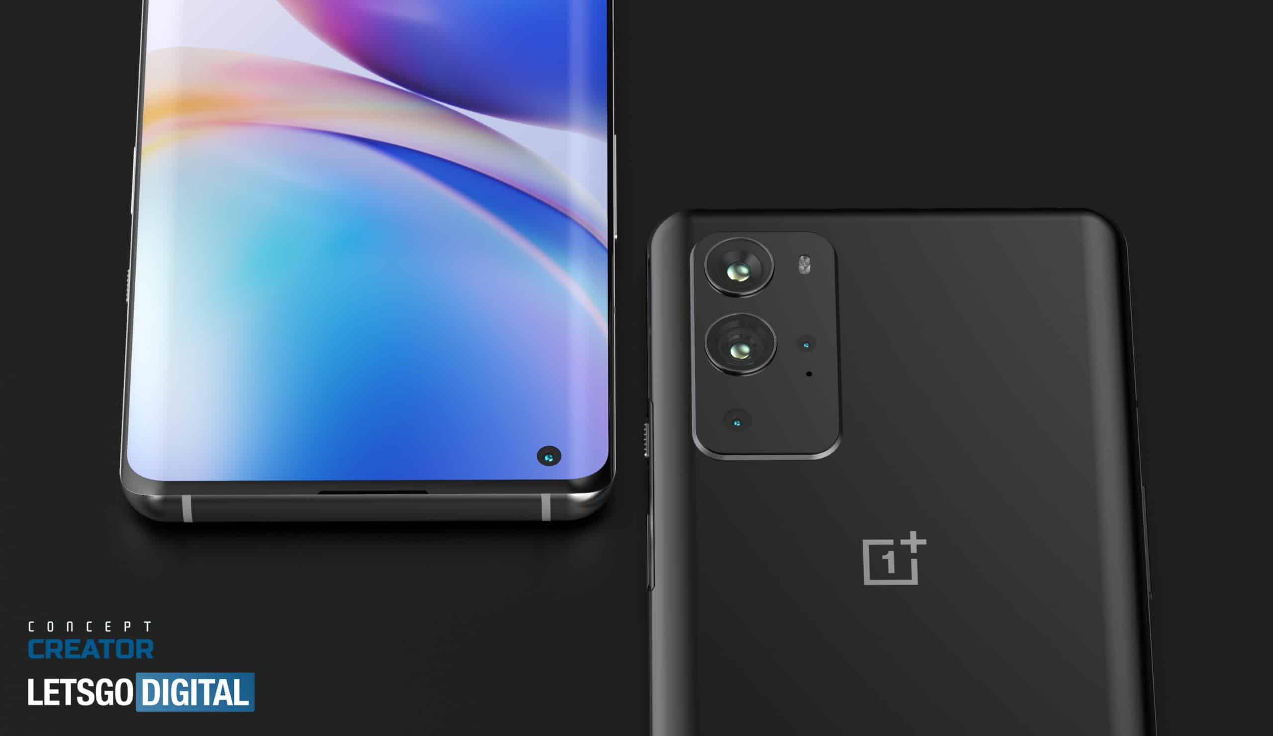 OnePlus 9 Pro concept based on leaked renders 3