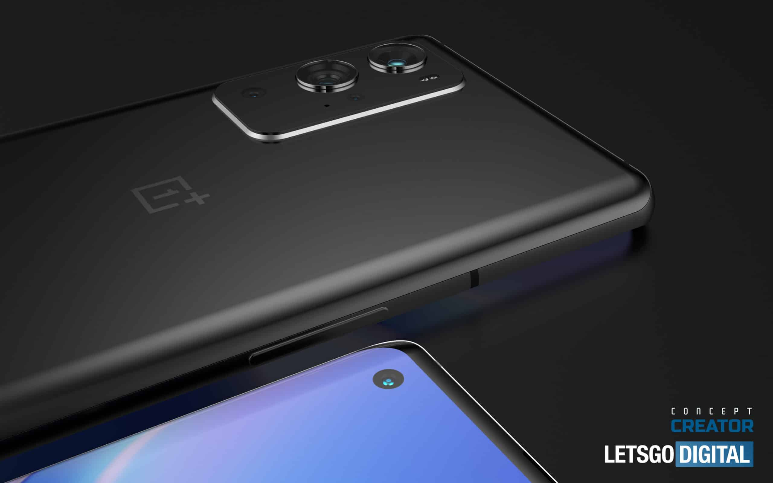 OnePlus 9 Pro concept based on leaked renders 4
