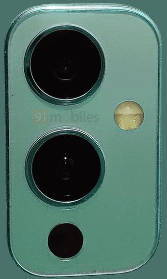 OnePlus 9 camera module