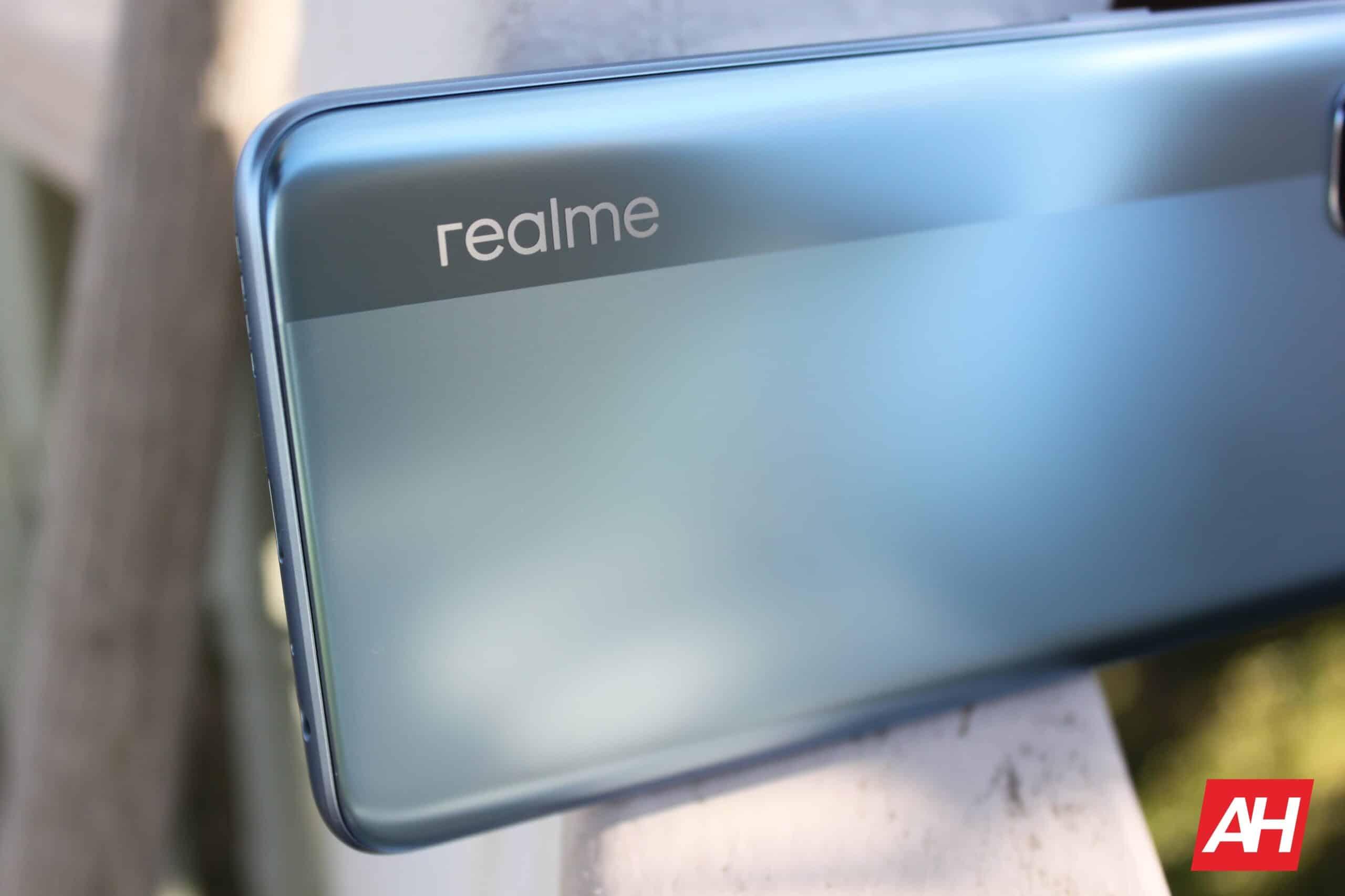 Realme 7 Pro AH HR HW8
