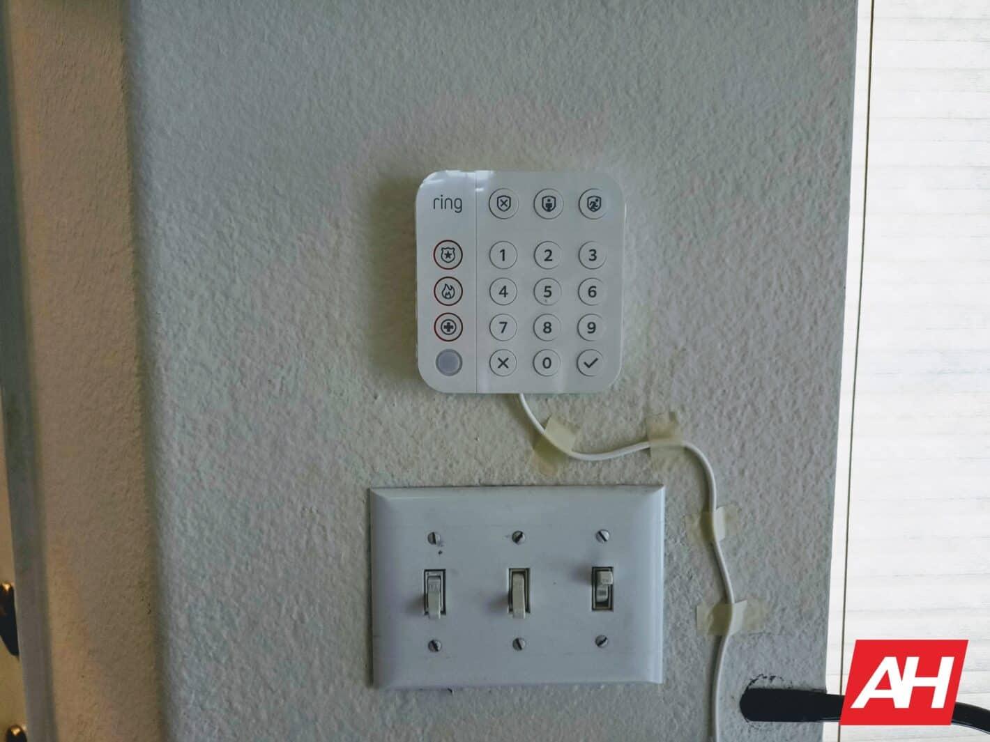 Ring Alarm AH HR Keypad