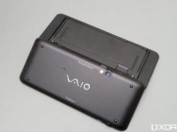 Sony Ericsson VAIO prototype xda8