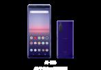 Sony Xperia 5 II purple 1