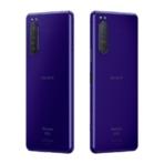 Sony Xperia 5 II purple 4