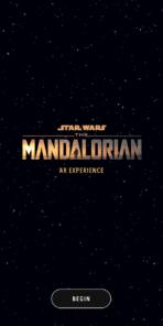 The Mandalorian AR Experience app 3