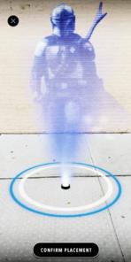 The Mandalorian AR Experience app 5
