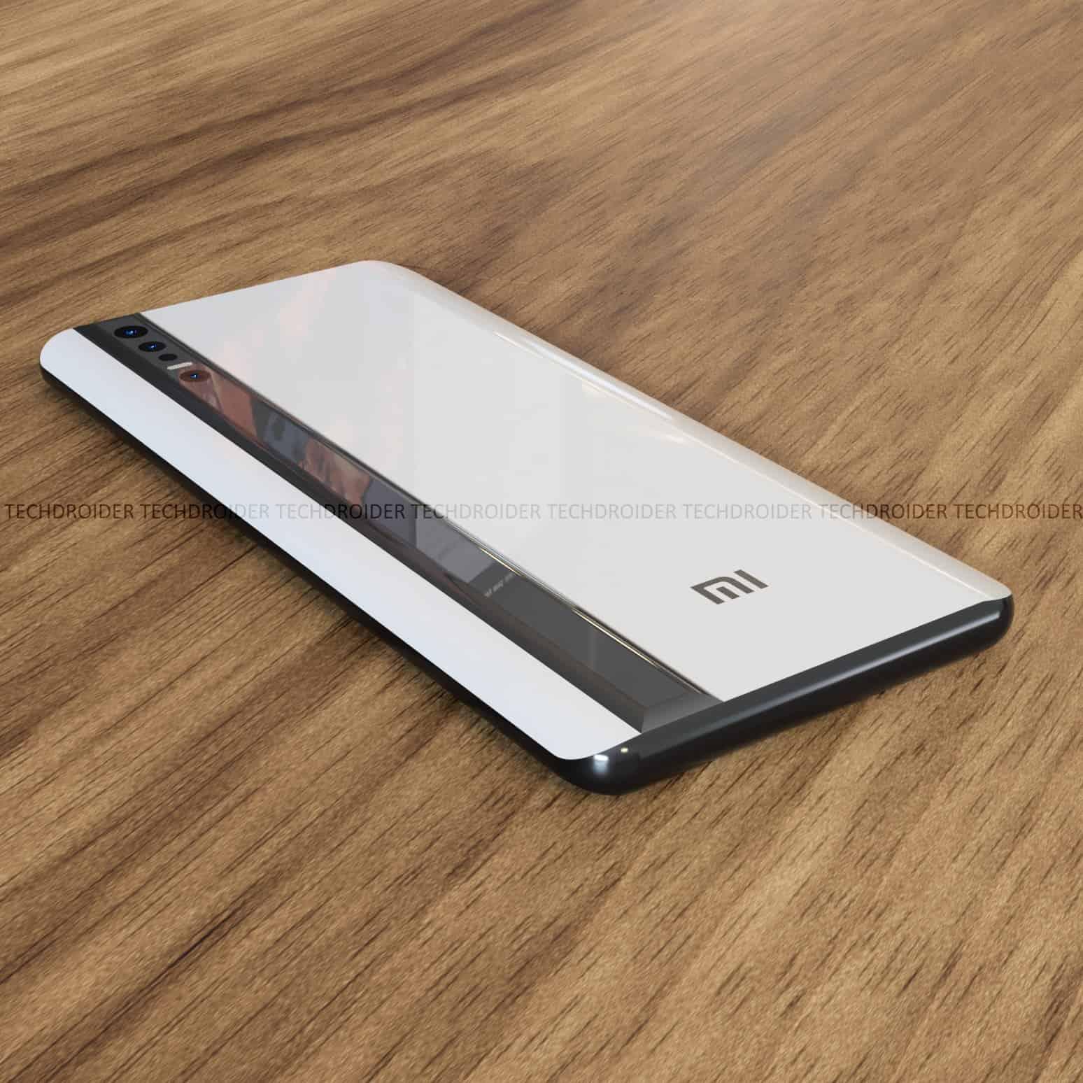 Xiaomi Mi 11 concept design TechDroider 1