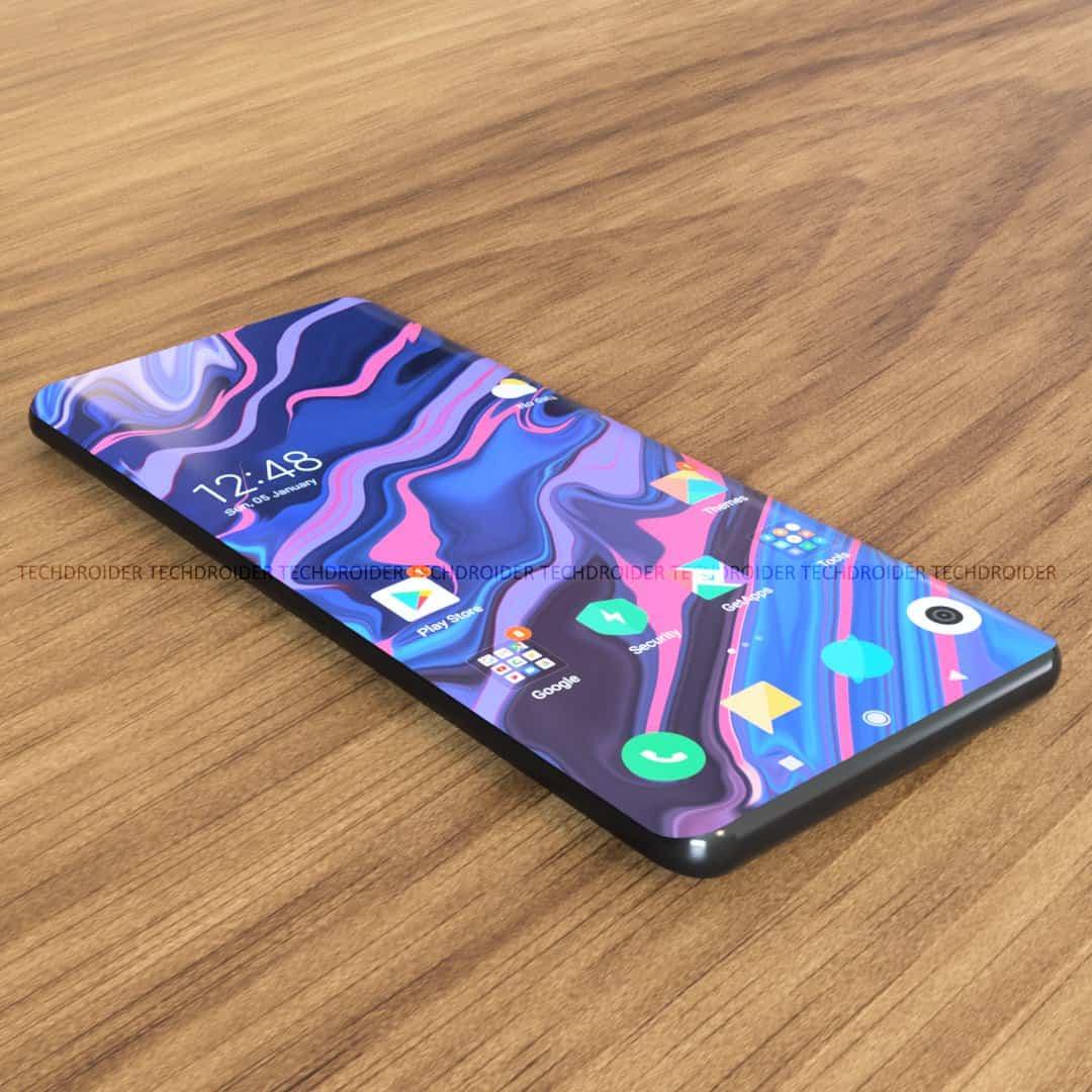 Xiaomi Mi 11 concept design TechDroider 2