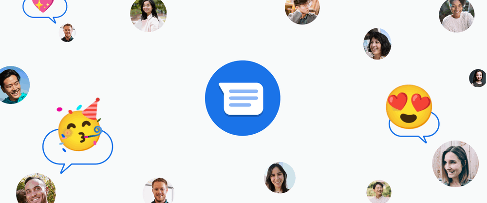 Google Messages Now Supports Android 12's Wallpaper-Based Theming
