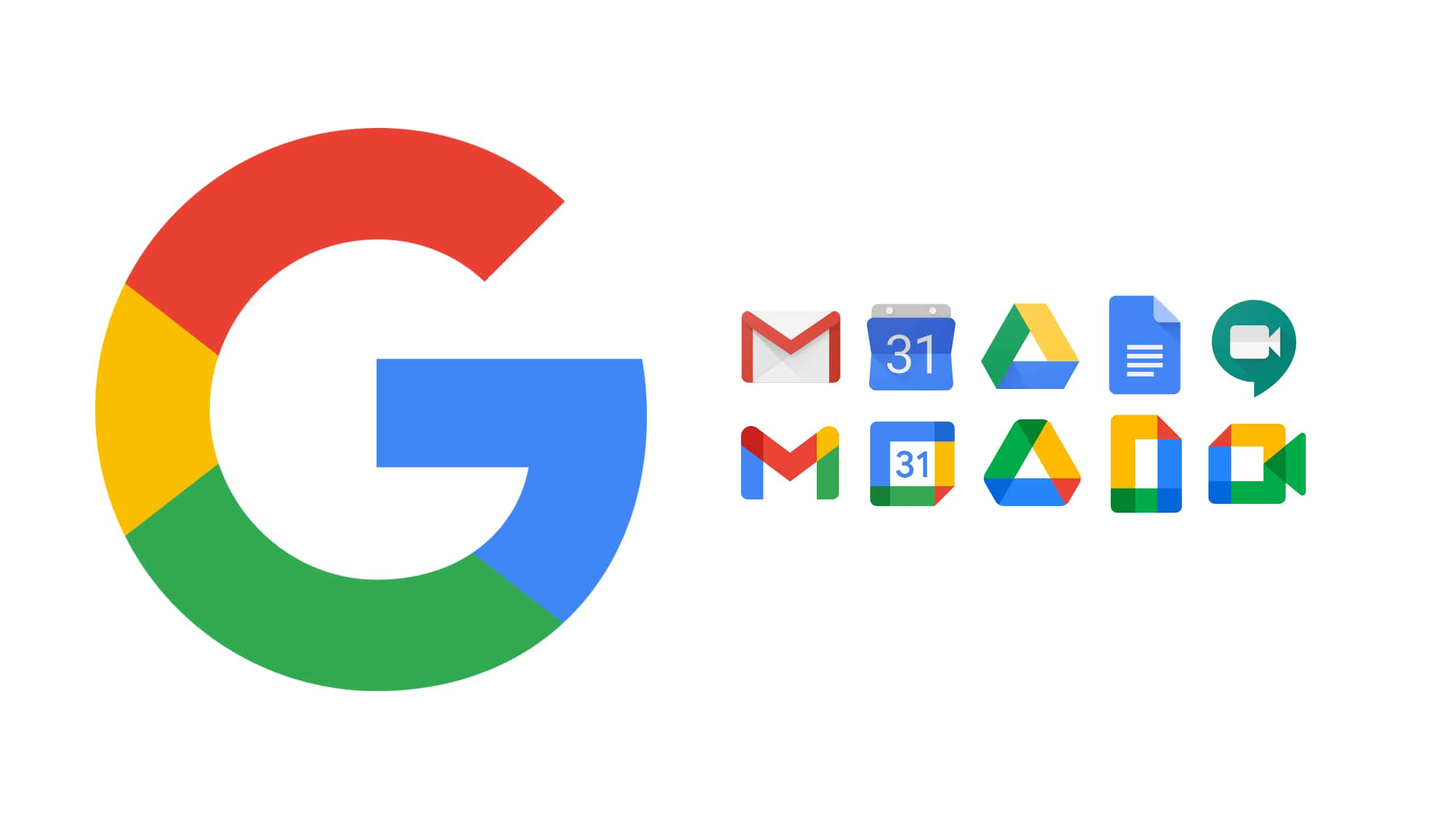 You Can Switch Back To Old Gmail, Calendar & Google Drive ...