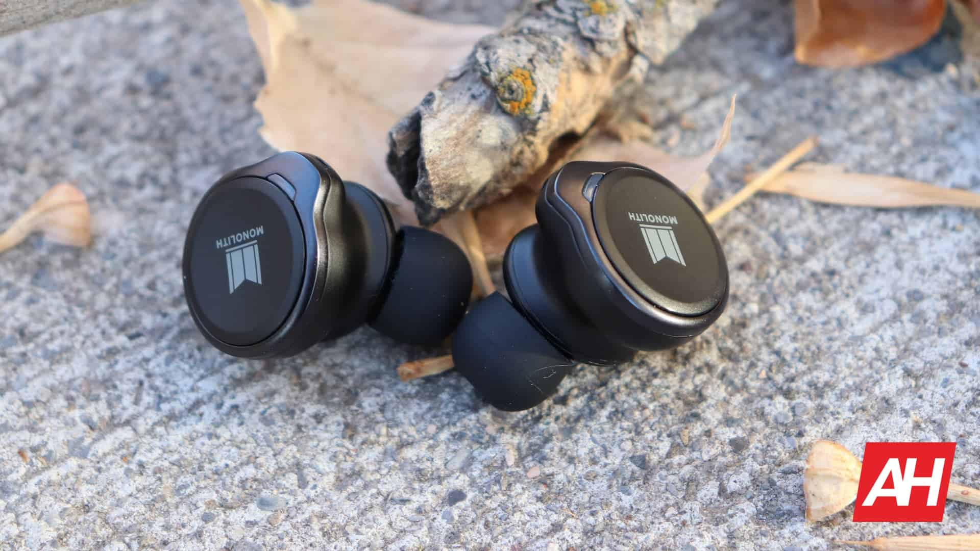 06 Monoprice M TWE Monolith TrueWireless Earphones review final DG AH 2020