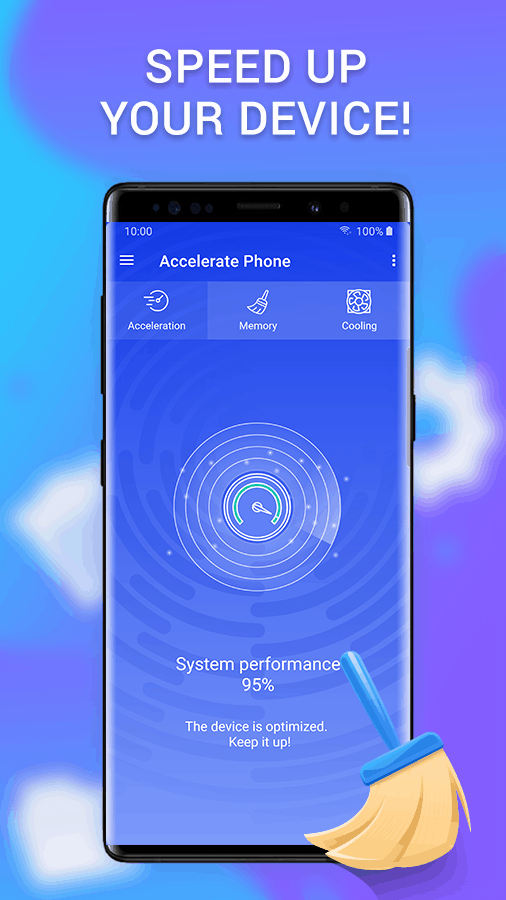 Cleaner screenshot