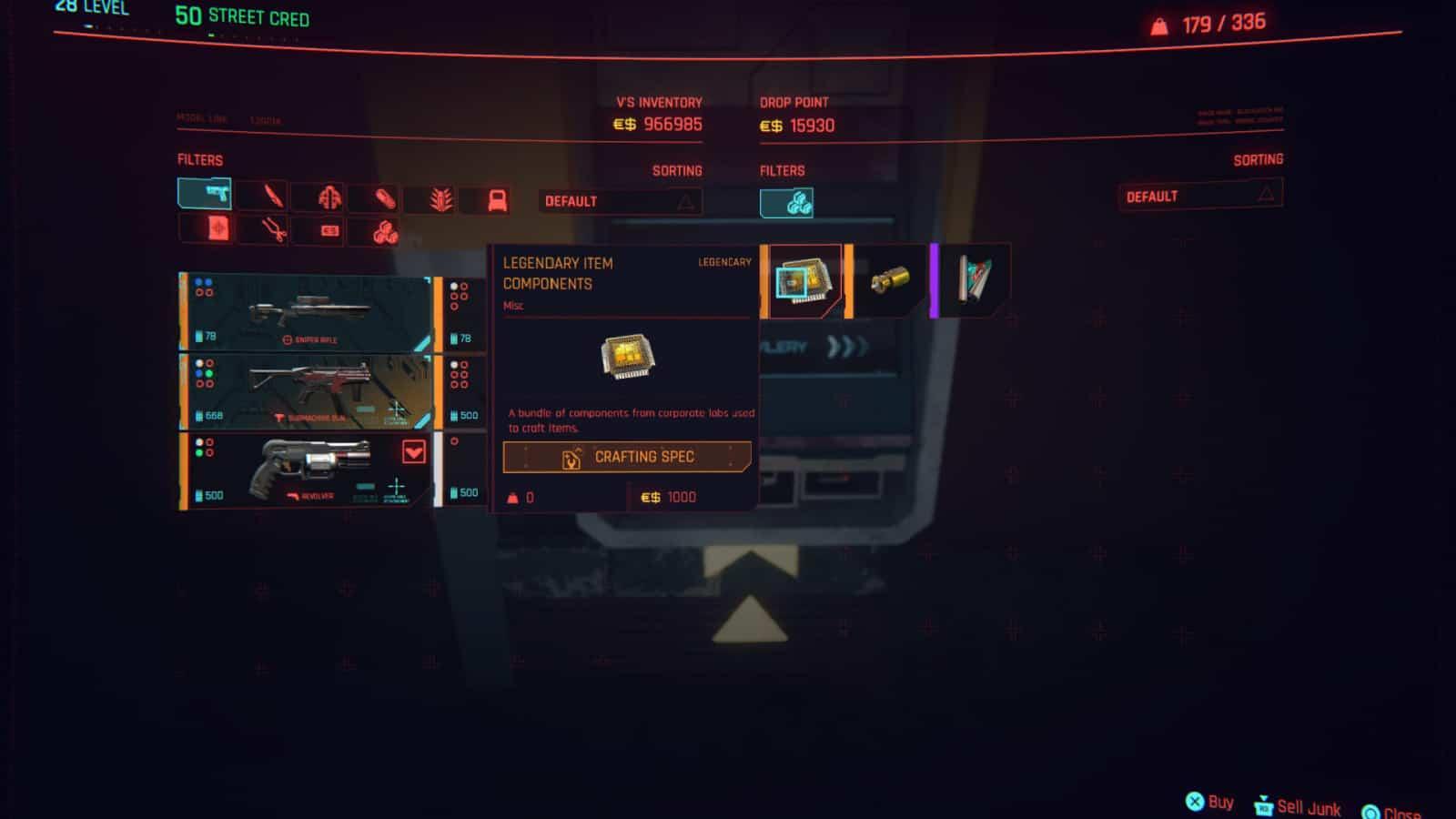 Cyberpunk 2077 Eddies 1