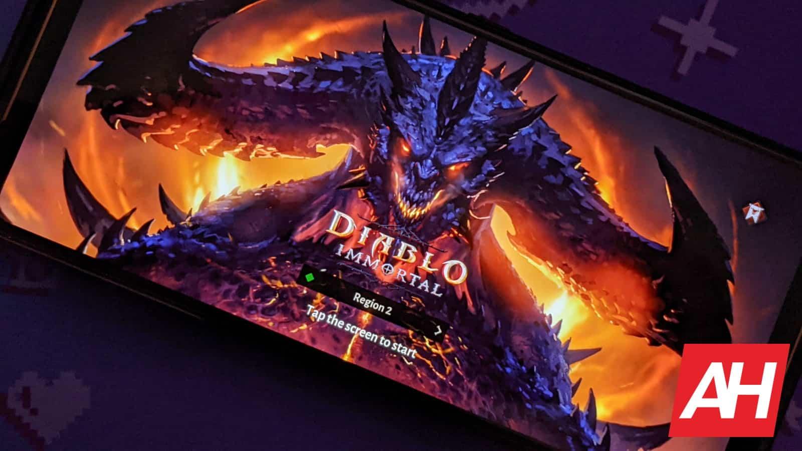 Blizzard Confirms Diablo Immortal Has Been Delayed Until 2022