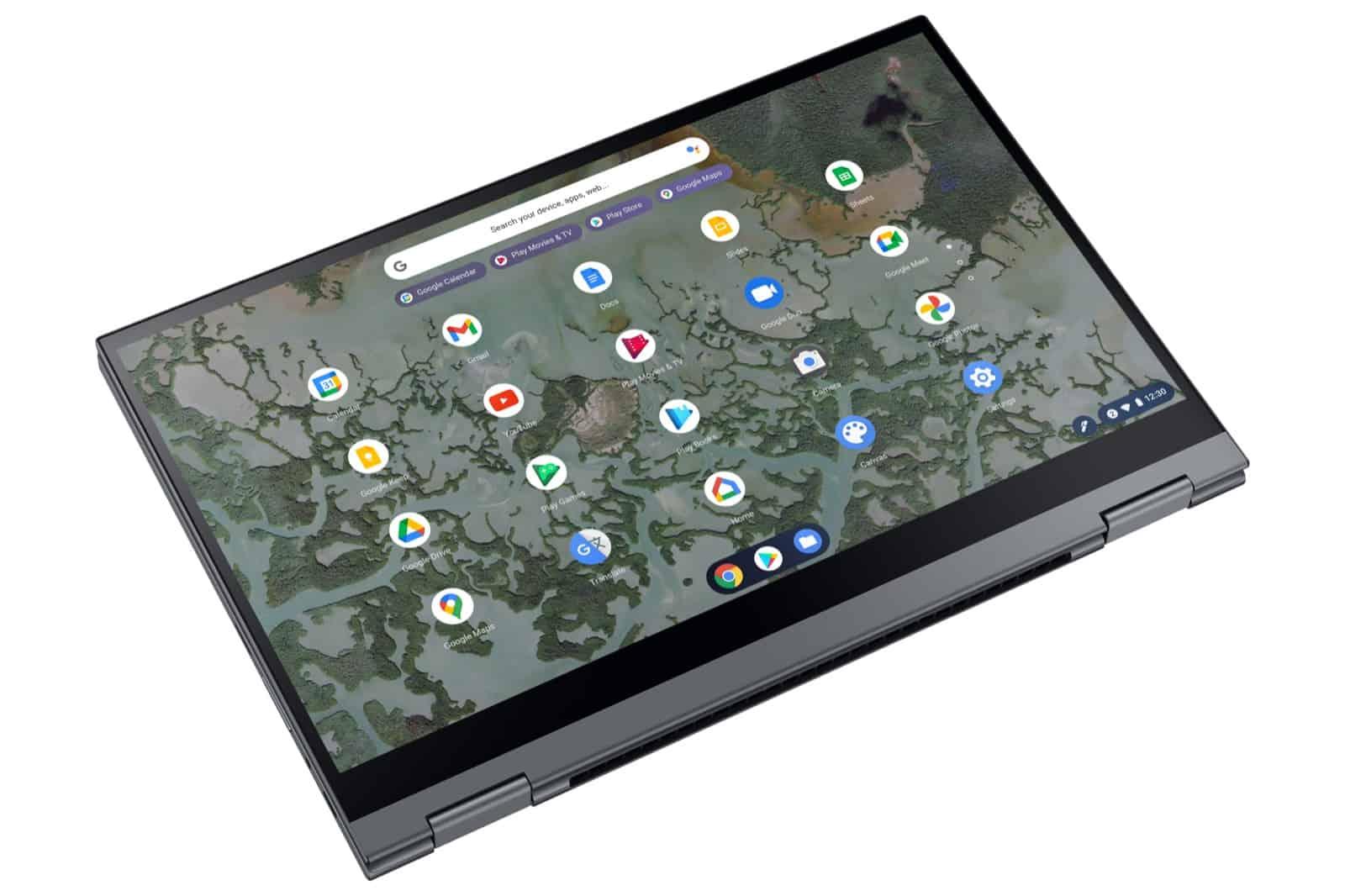 Galaxy Chromebook 2 Dynamic2 Gray